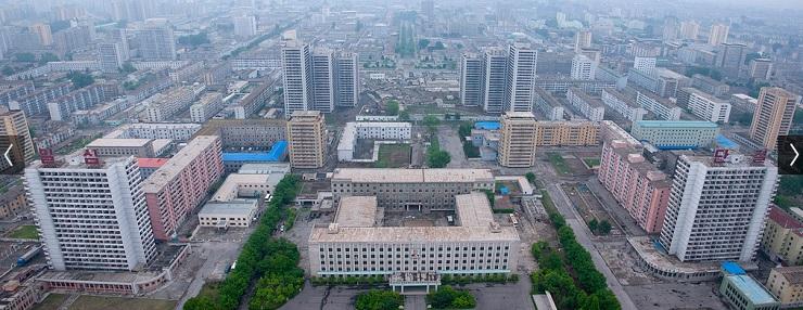 В Северной Корее возник рынок недвижимости