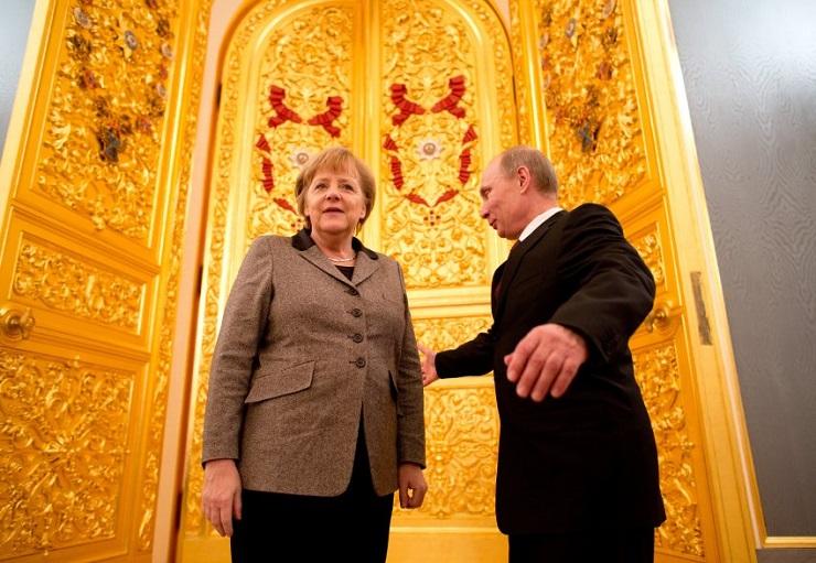 Россияне видят в Германии друга
