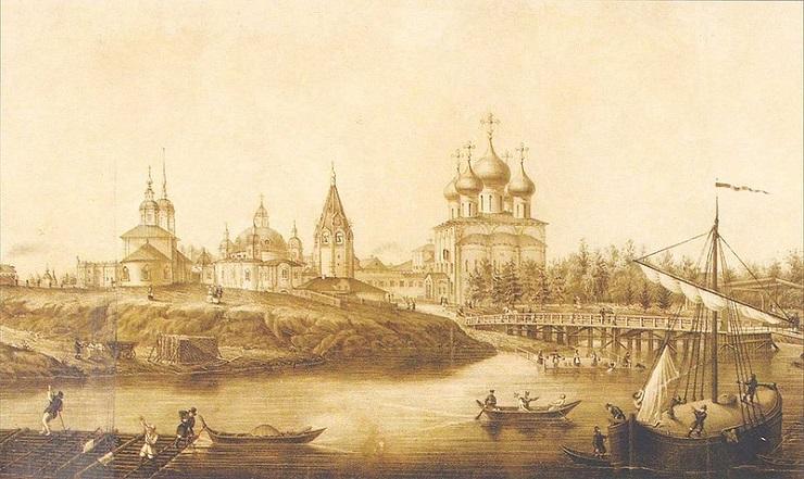 Почему российские города не пошли по западному пути развития