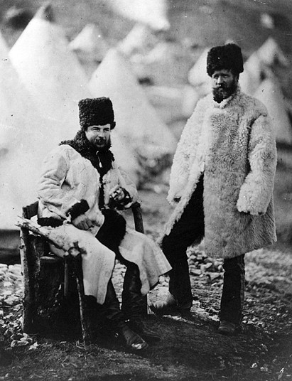 Английские агенты на Кавказе во время Крымской войны