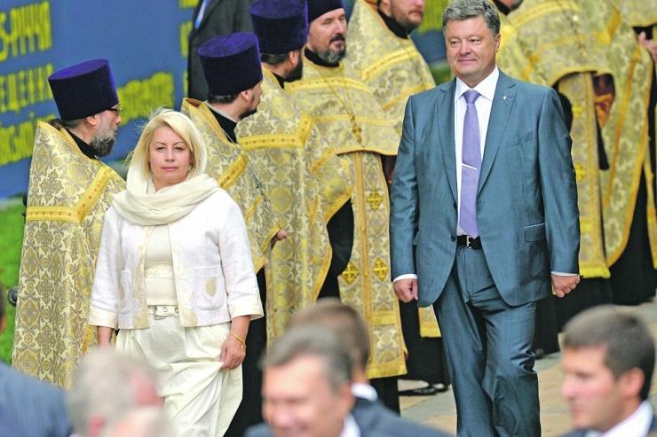 Президент Украины Порошенко: Постсоветский еврочеловек
