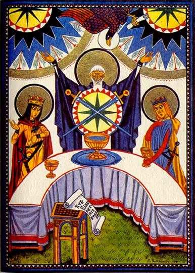«Властелин колец» в христианских миниатюрах