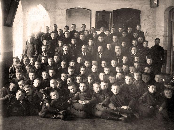 К буржуазной революции в России в начале ХХ века были готовы только крестьяне
