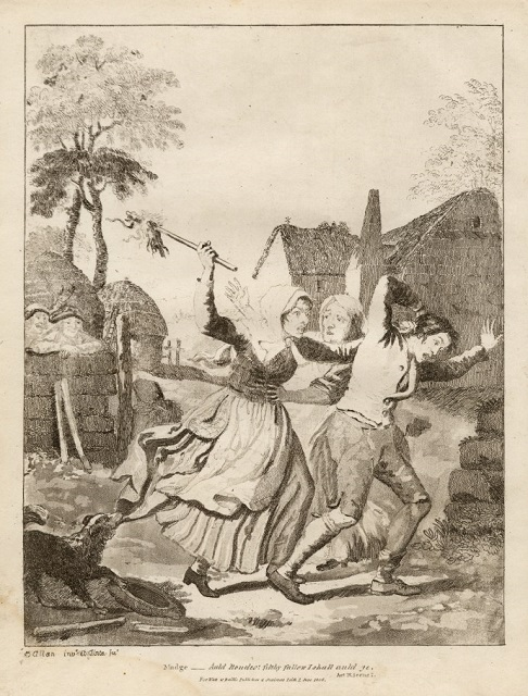 Как прялка помогла американцам получить независимость от Англии