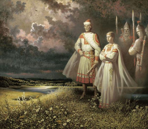 Аланы, готы и англосаксы как истоки «русского»