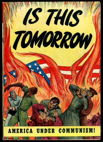 Эсхатология: советская оккупация США в картинках и России – американцами