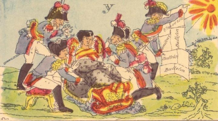Английский «ленд-лиз» для России в Отечественной войне 1812 года