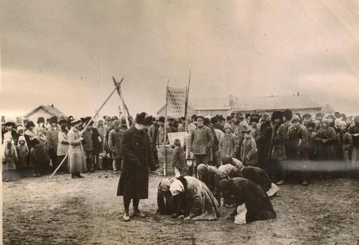 Зачем англичане спасали Россию от голода в 1921-22 годах