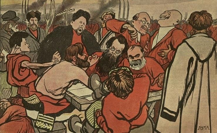 Илларион Чернышев: Первый электоральный социолог