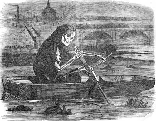 Как в Лондоне была проложена канализация