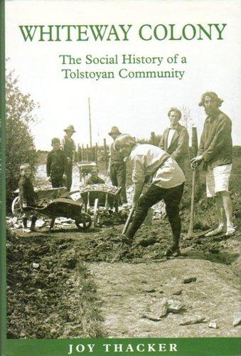 Как в Англии создавались общины толстовцев