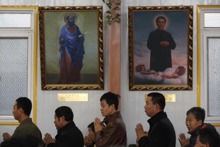 Христианство в Китае: путь к могуществу или распаду страны?
