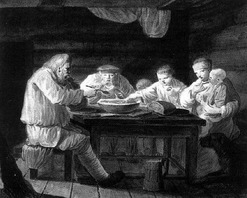 В средние века Новгород выживал на эрзац-хлебе