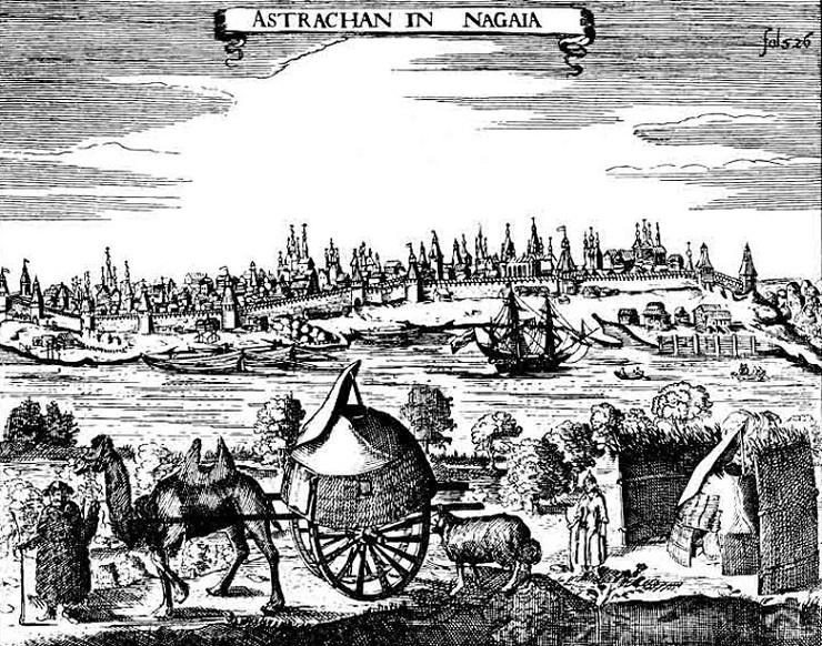 Как в XVII веке возник экспорт чёрной икры из России в Европу