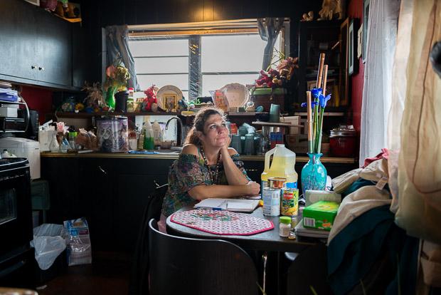 Фото дня: американские должники по кредитам