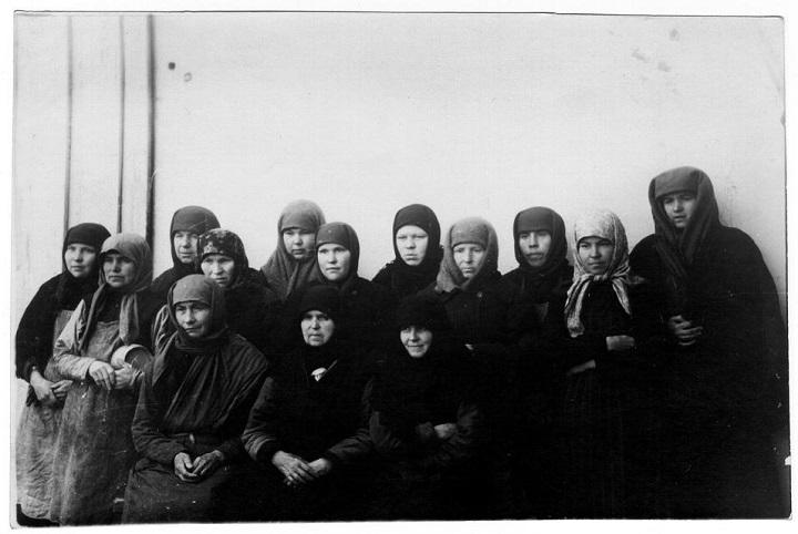 Разгром старообрядческих скитов в Дубчесе в 1951 году