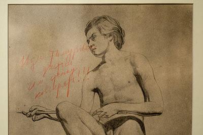 Гомосексуализм в рисунках