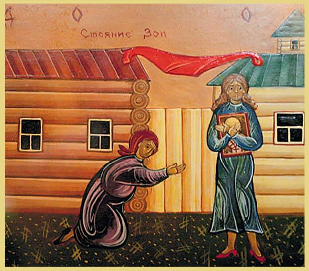 «Стояние Зои» как ответ на гей-скандал иеромонаха Серафима