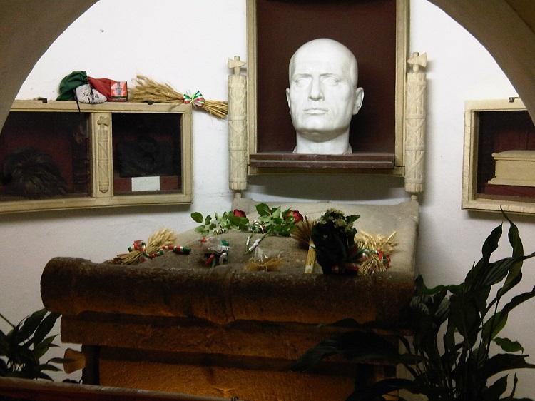Духовное завещание Муссолини