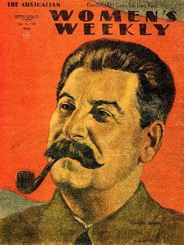 «Послевоенный Сталин» как прозападный демократ