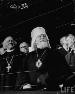 Хьюлетт Джонсон: красный пастырь Сталина