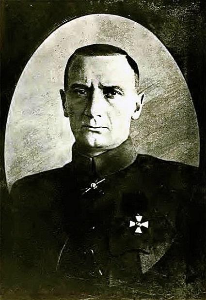 Адмирал Колчак: первый русский фашист