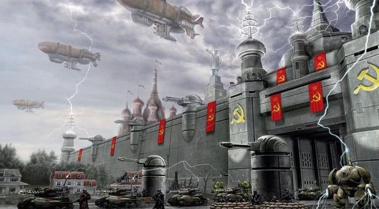 Рассказ Всеволода Чаплина (Арона Шемайера) о последних днях Московии