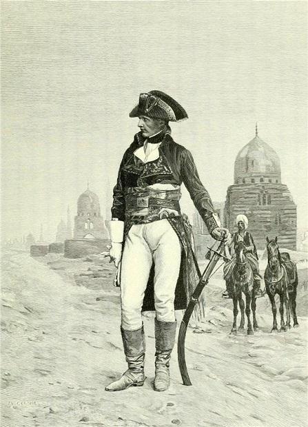 Бонапарт в Египте в 1798-1801 годах: как французы вводили «мультикультурализм»
