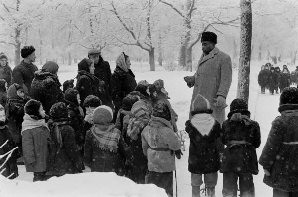 Первый приезд американских артистов в оттепельный Ленинград – в 1955 году