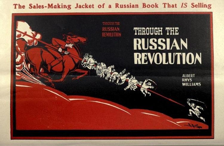 «Друг СССР» Альберт Рис описывает русских революционеров-американцев