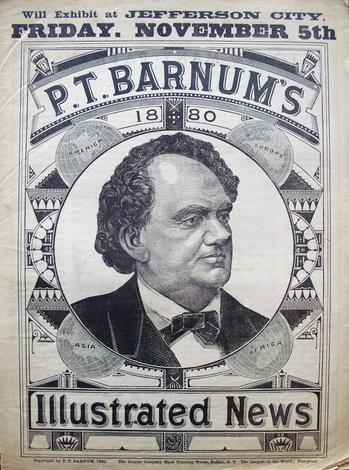 Финис Барнум – первый американский рекламщик
