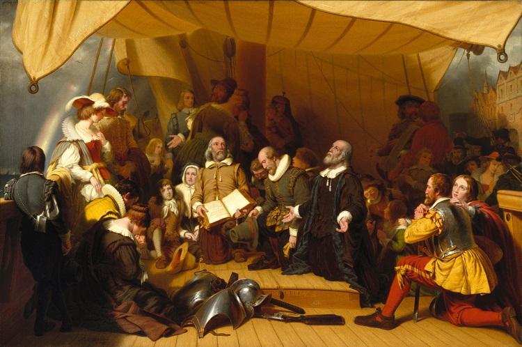 Плантаторы и пуритане: два типа английской колонизации Америки