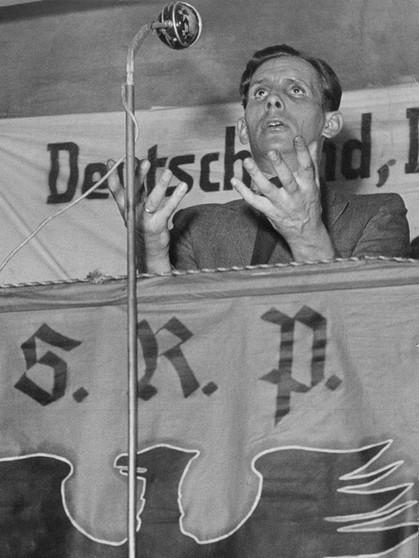 Неонацист Эрнст Рёмер: «Россия и Германия должны слиться в одно государство»