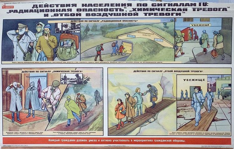 Как Москва превратится в ядерный пепел