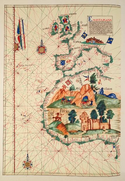 Как португальцы в XV веке открыли золото Африки