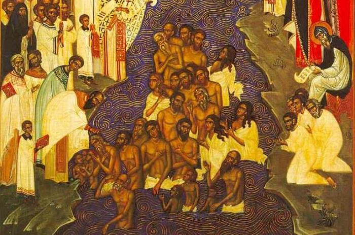 Украинцы и поляки о 3-5-кратном крещении Руси