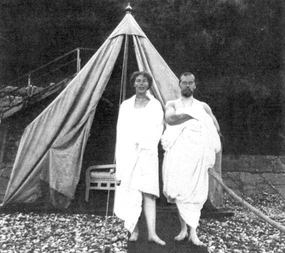 Жизнь Николая II в Ставке в 1915-16 годах