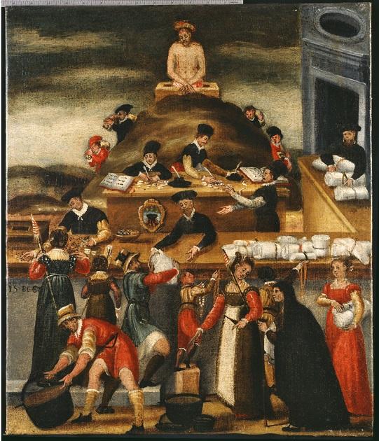 Popolo и семья Джованни Келлини во Флоренции XV века