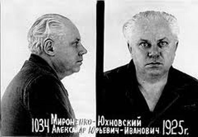 Судьба нацистского карателя и активиста КПСС «Алекса Лютого»
