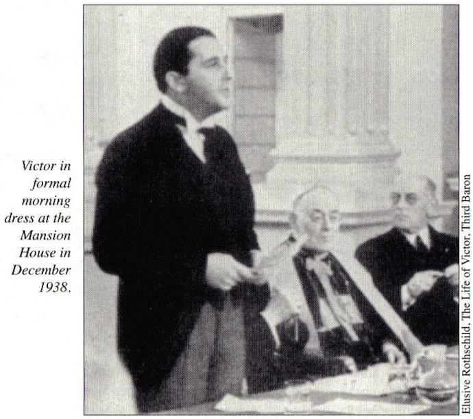 Барон Виктор Ротшильд был пятым членом «кембриджской группы»?