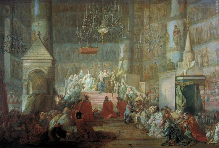 Европейский деспотизм Екатерины II и «новая порода» россиян
