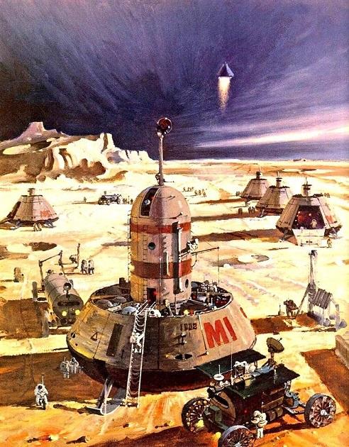 Как не допустить диктатуры на Луне и Марсе