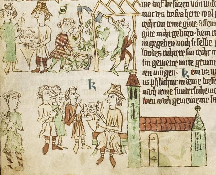 Как фламандцы колонизировали Европу в XII-XIII веках