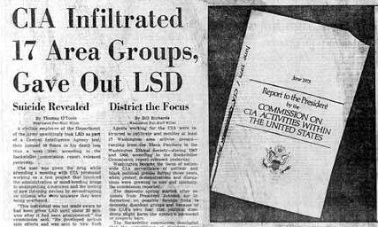 Эксперименты ЦРУ с психотропными веществами