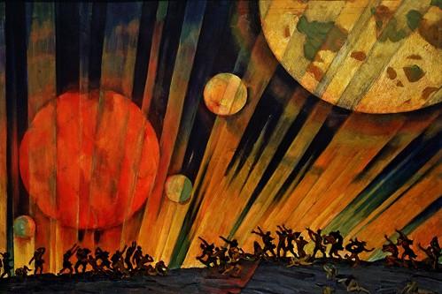 Русские анархические утопии 1920-х