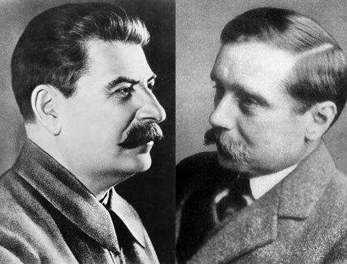 Герберт Уэллс, Мура, Ник Клегг и их утопия о Мировом правительстве