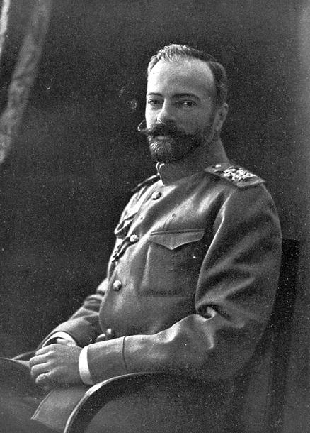 Как Великий князь Александр Михайлович стал сталинским империалистом