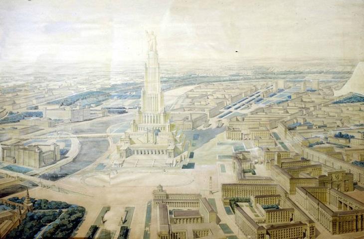 Как немец Курт Майер хотел перепланировать Москву