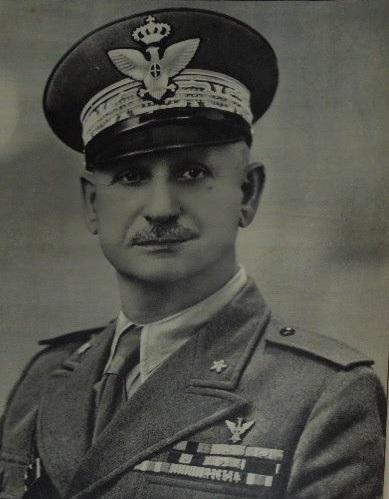Герой Италии и единственный казненный англичанами фашистский генерал