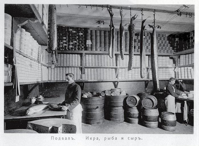 Во время Первой мировой в России фальсифицировали до 70% колбасы и хлеба